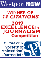 WestportNow wins 14 citations in the 2019 Society of Professional Journalists Connecticut Chapter Awards