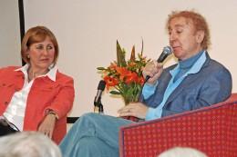 Gene Wilder interviewed at Westpot Public Library