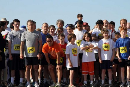 33rd Annual Minute Man 5K/10K Race