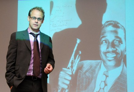 Jazz Historian Todd Bryant Weeks Presents Oran Hot Lips Page at Westport Public Library September 20, 2008