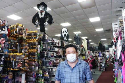 Spooky Town returns to Westport, CT for the sixth consecutive year