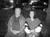 Bill Palladino and wife Janice Anne McClenathan Palladino