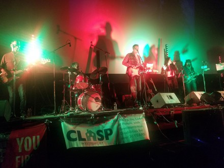 Band Central in Tailgate Benefit for CLASP Homes, Westport CT
