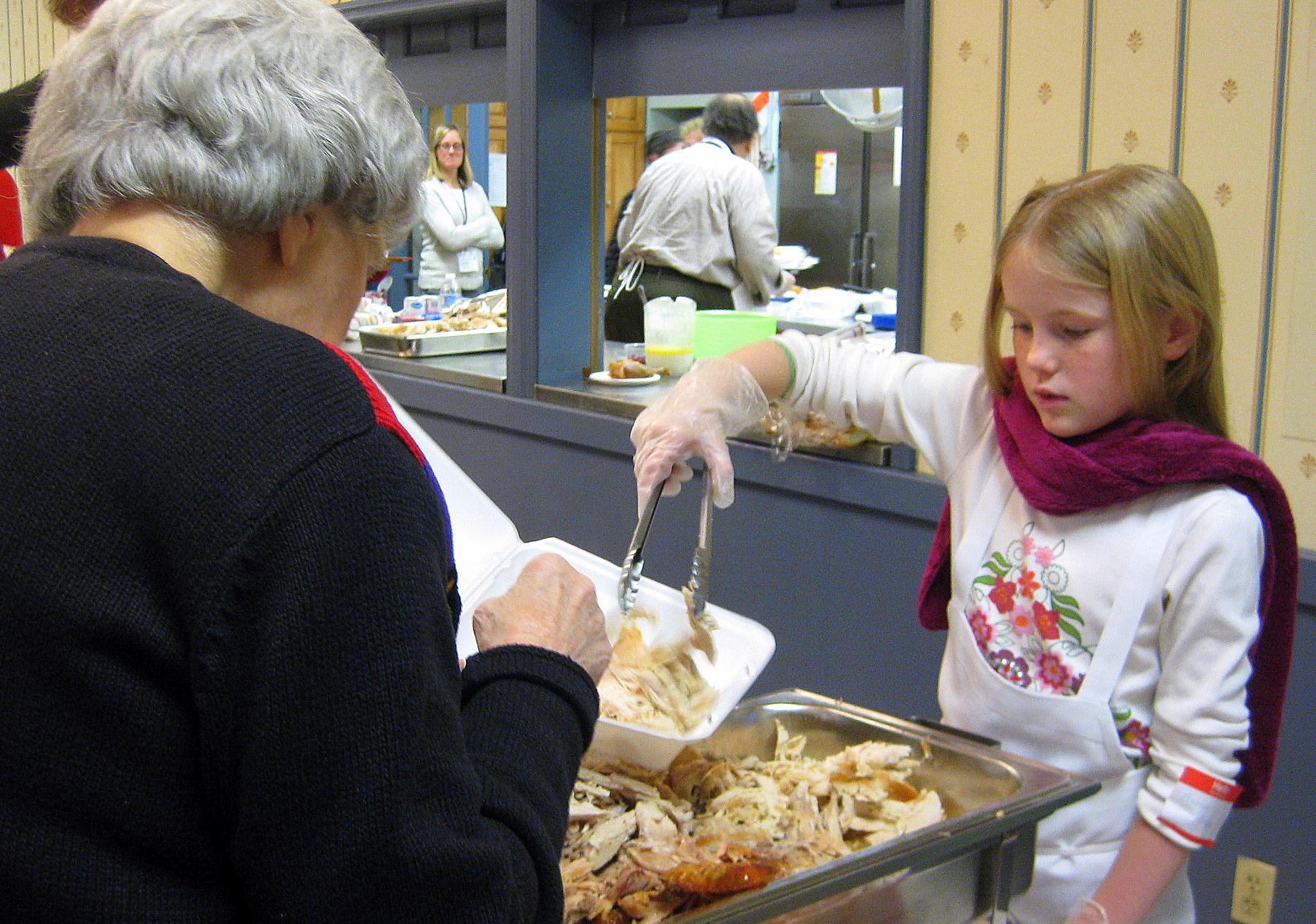 Volunteering on Christmas Day - WestportNow.com - Westport ...