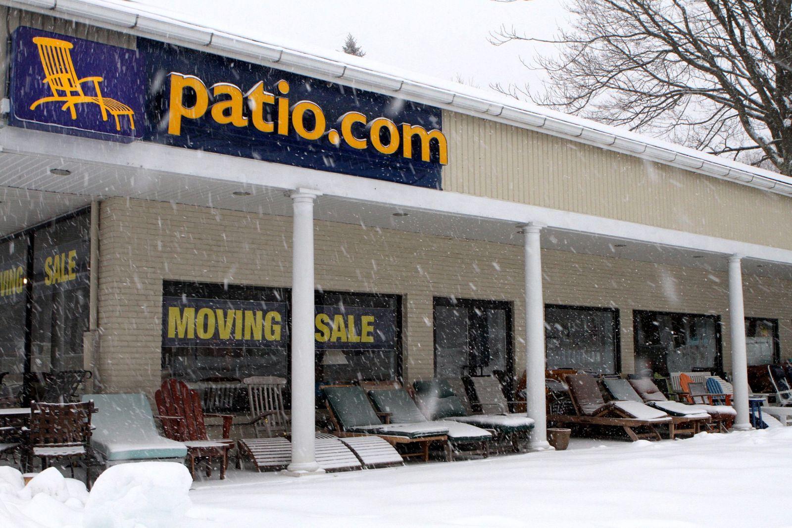 Comings U0026 Goings: Patio.Com Moving