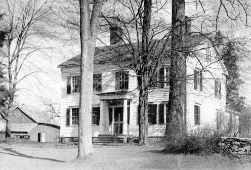 Exhibit Photos Of Then Historic Homes Westportnow Com