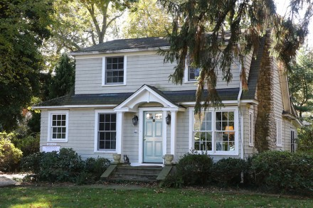 Teardown of the Day: 5 Wakeman Place, Westport, CT, Nov. 5. 2020, by Dave Matlow