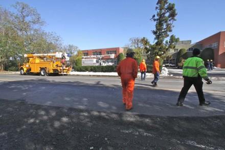Wilton Road closure