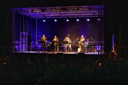 Wynton Marsalis Performs 'The Sound of Democracy' at MoCA Westport