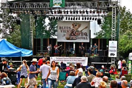Blues, Views & BBQ Festival, Westport, CT