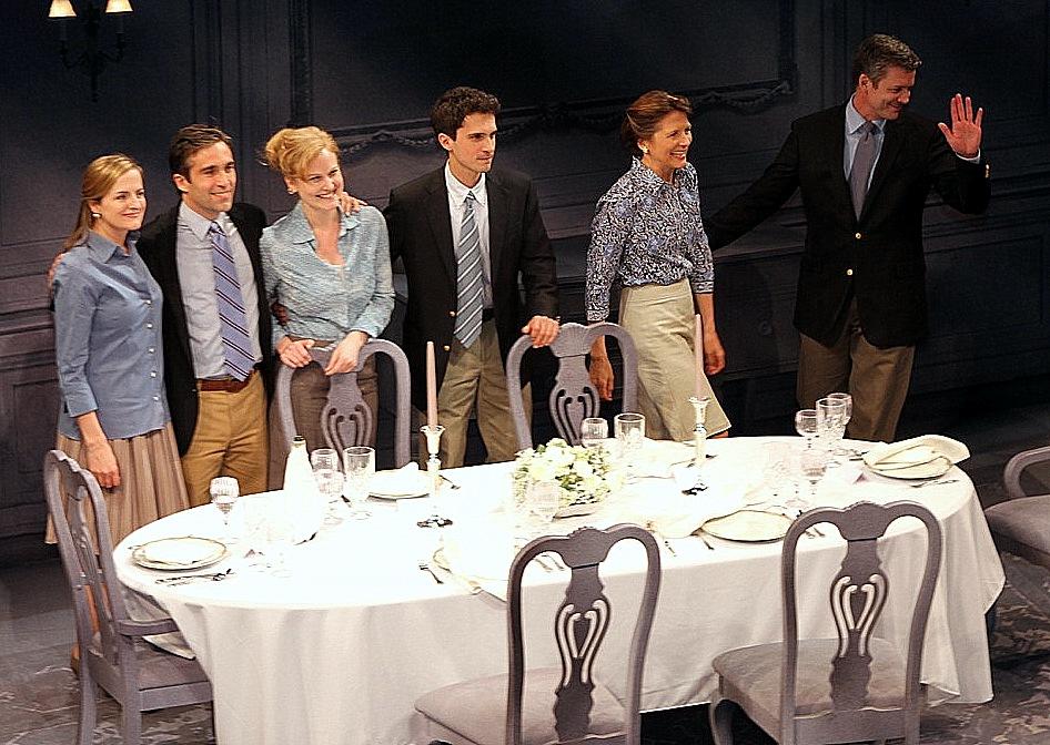 the dining room' opens 83rd playhouse season - westportnow