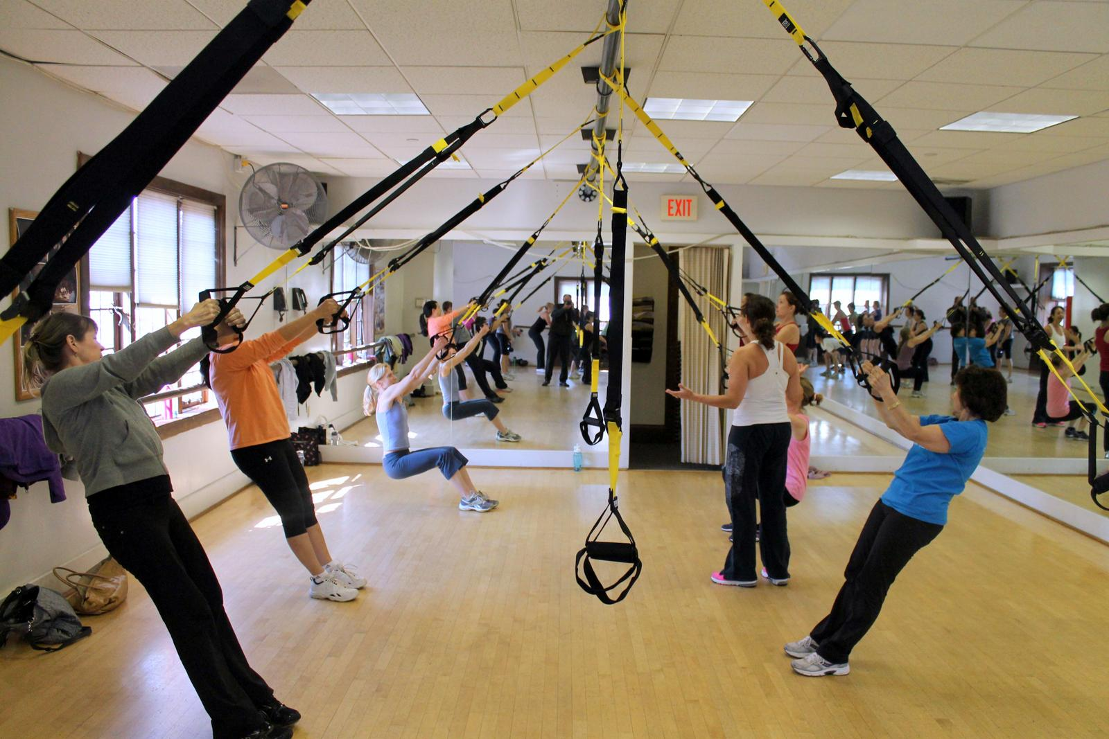 Family Y Launches Trx Suspension Training Cl