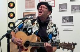Charlie Karp, Musician, 65