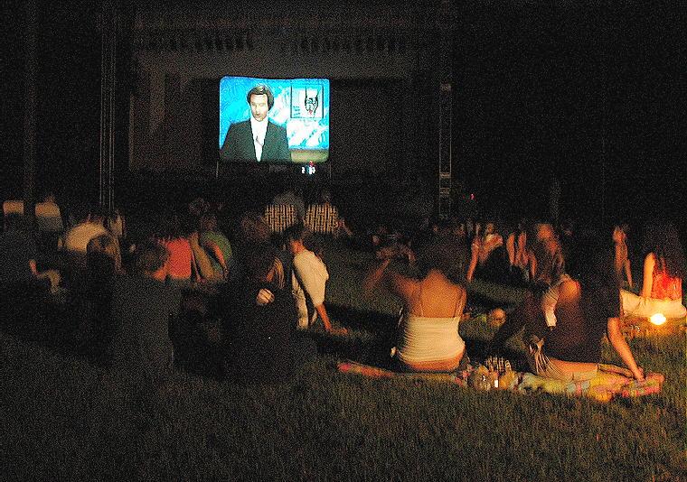 Westport, Connecticut Outdoor Movies
