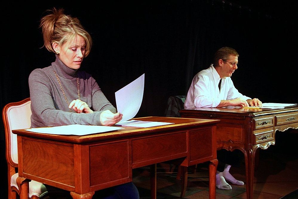 Love Letters Debuts Tonight at MTC MainStage