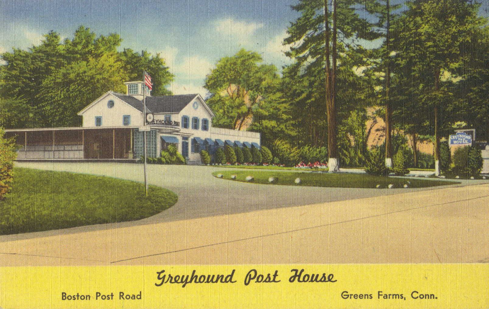 before peppermill it was a bus station westportnow com westport ct