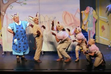 Skippyjon Jones at Westport Country Playhouse