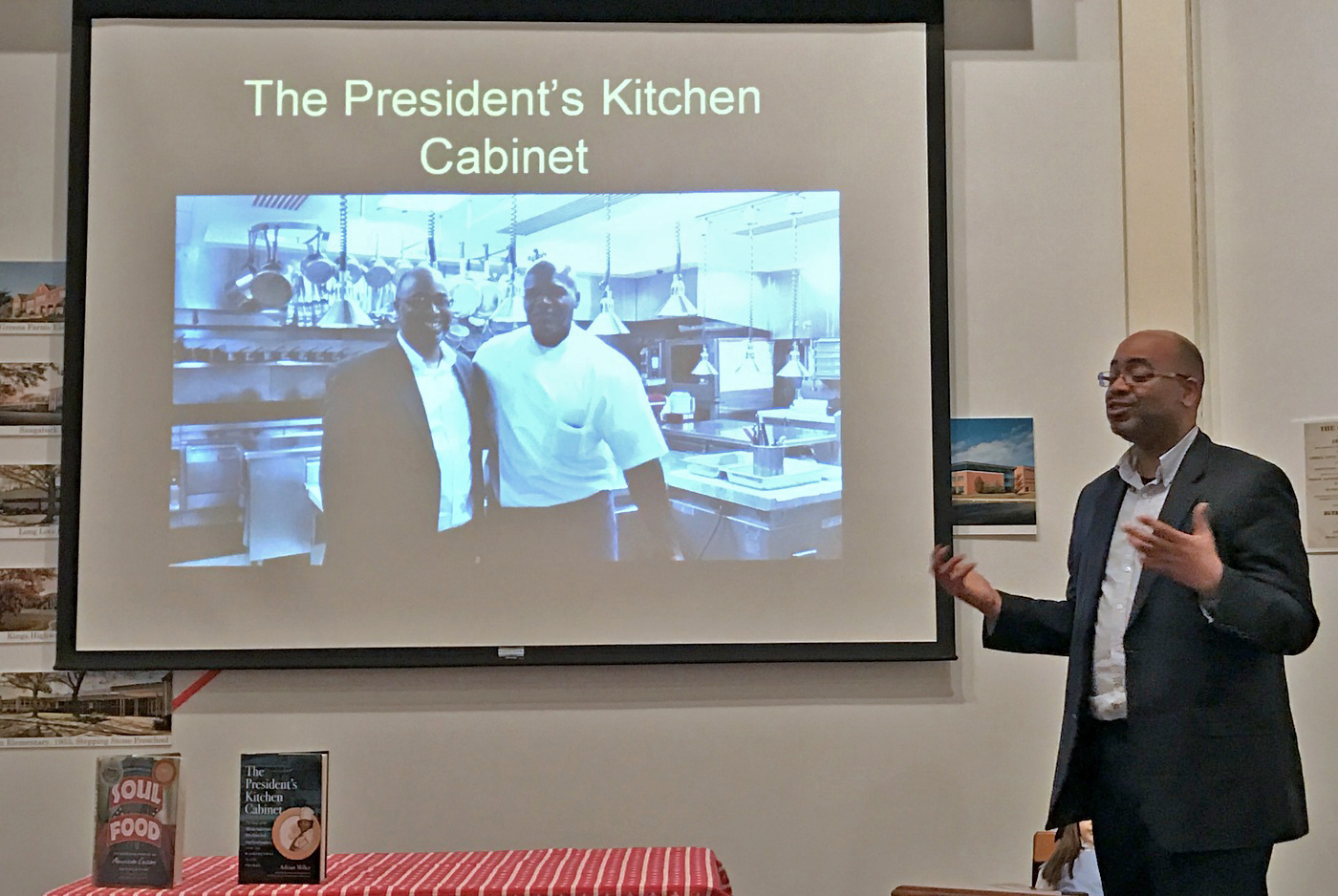 Tales from Inside the President\'s Kitchen Cabinet | WestportNow.com ...